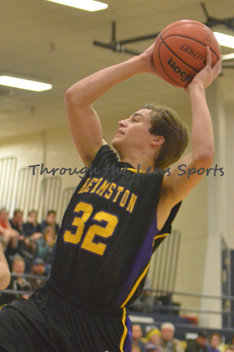 Hermiston vs. WA Boys High School Basketball