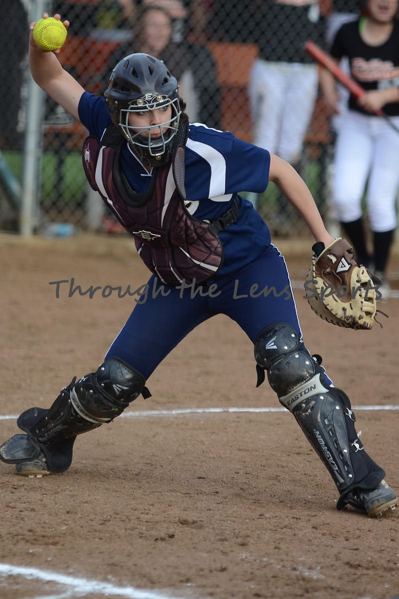 Dallas vs. WA High School Softball