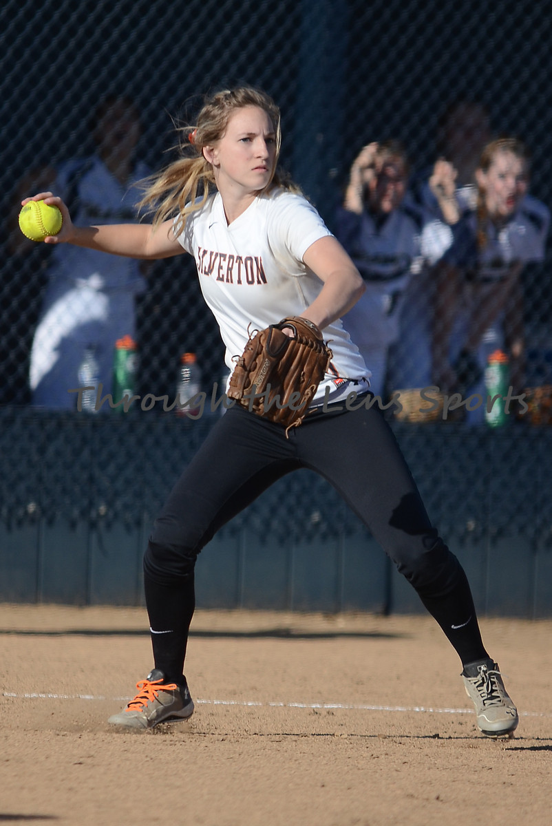 Silverton vs. WA HS Softball